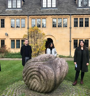 Nuffield College holds remote Giving Day for 2020