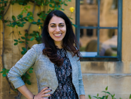 jasmine bhatia nuffield college oxford university