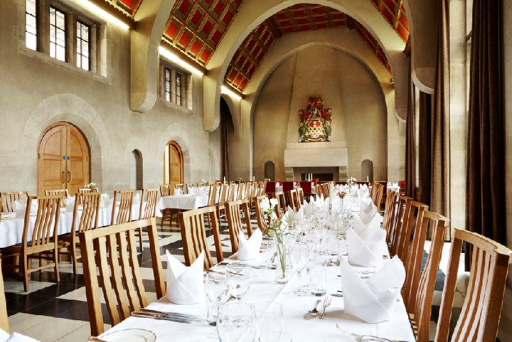 Nuffield dining hall