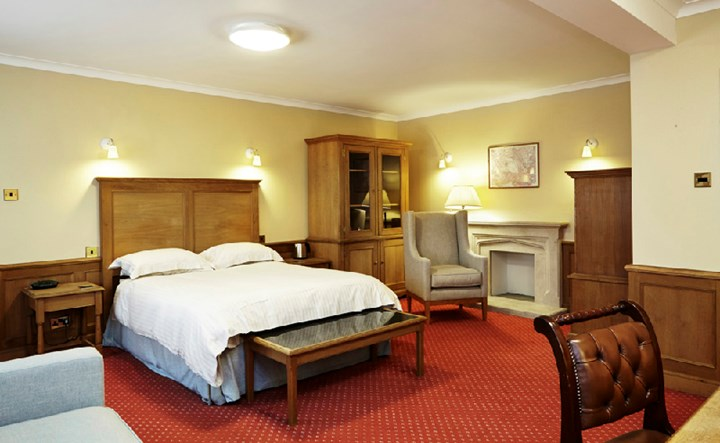 Guest Rooms. Guest Rooms   Nuffield College Oxford University