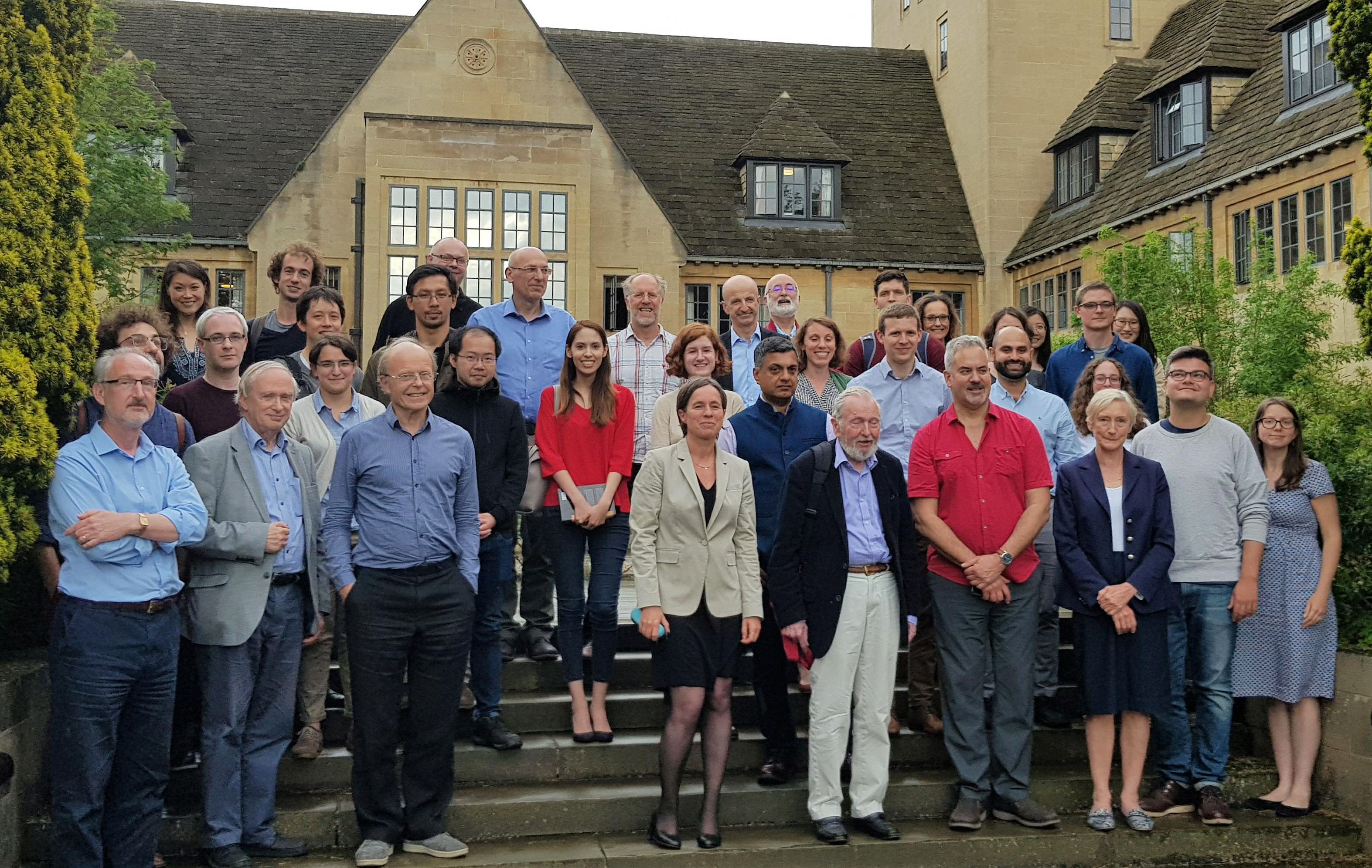 Attendees at the symposium at Nuffield in May 2018 on Cécile Laborde's new book, Liberalism's Religion