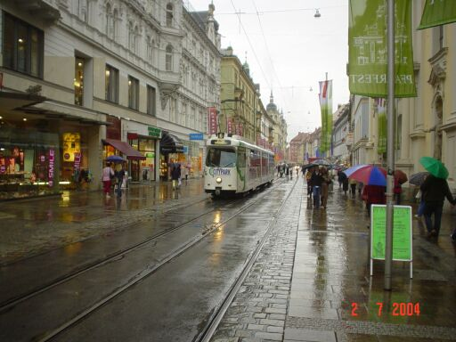 graz austria weather